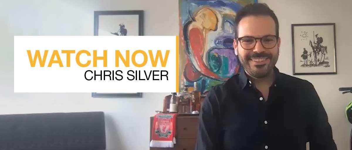 Chris Silver MAC Cosmetics