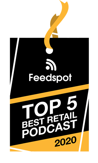 Feedspot - Top 5 Best Retail Podcast