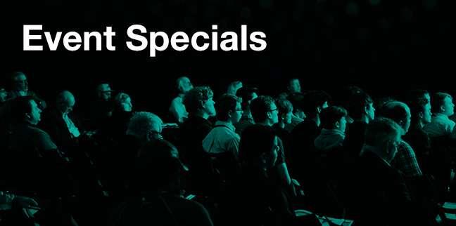 Podcasts - Event Specials