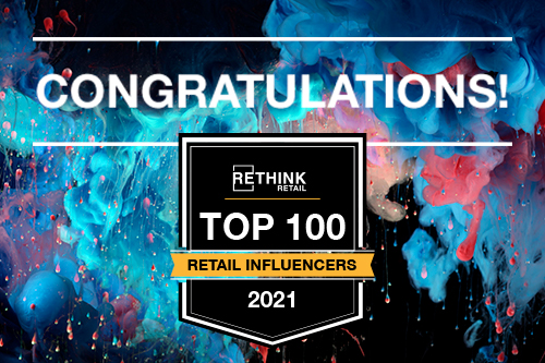 Congratulations to our Top Retail Influencers