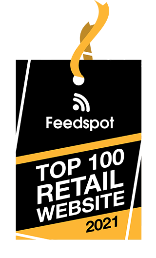 Feedspot - Top 100 Retail Website