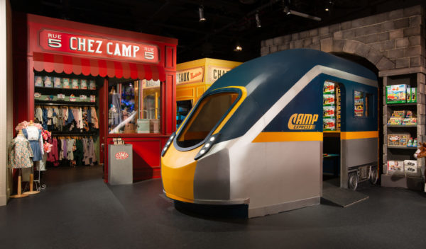 CAMP Store Experiential