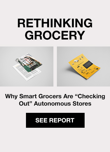 Report: Why Smart Grocers Are Checking Out Autonomous Stores